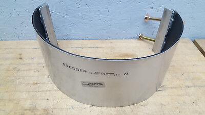 Dresser 118 Handiband Stainless Steel Repair Clamp 8 8.625 X 6