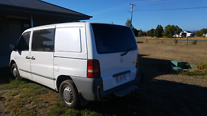 Vito Van,  good for parts or put new engine in it. Acton Park Clarence Area Preview