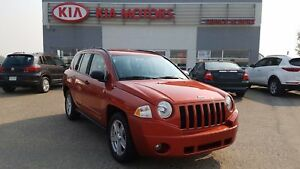 2008 Jeep Compass Sport/North 4x4 - Accident Free - Auxilary...