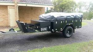 Black Series Alpha Camper Trailer Grafton Clarence Valley Preview