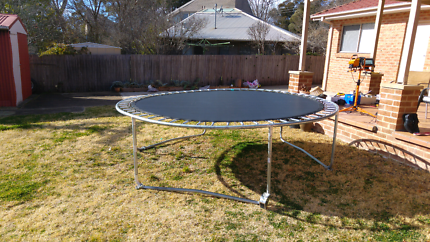 Trampoline in good condition