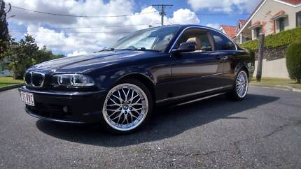 Stunning BMW 3 Coupe - 5 months REGO Balmoral Brisbane South East Preview