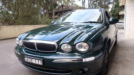 2003 Jaguar X Type Sedan Chatswood Willoughby Area Preview