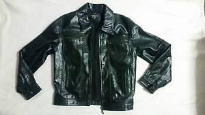 Vedichy Leather Jacket Salisbury Brisbane South West Preview