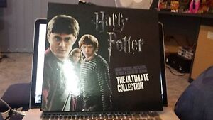 HARRY POTTER The Ultimate Collection - Posters, postcards, wands Tweed Heads Tweed Heads Area Preview