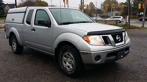 2012 Nissan Frontier S King Cab - CARGO BOX!