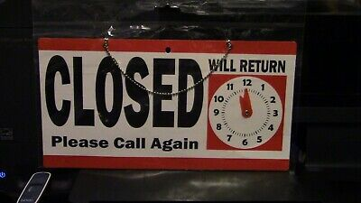 Openclosed Hanging Sign