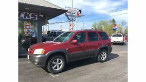 2006 Mazda Tribute AS TRADED SPECIAL !!!
