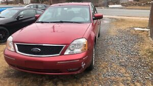2007 ford 500 awd