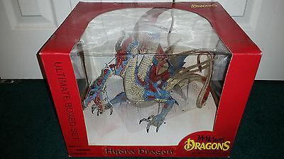 Hydra Dragon Ultimate Boxed Set Dragons Series 7 Mcfarlane Toys 3 HEADS! MISP