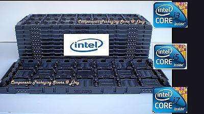 CPU Tray for LGA 1155 1156 1150 Intel Core i3 i5 i7 X34 E3 CPUs 12 Fit 252 CPUs