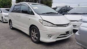 Toyota Tarago/Estima All Parts Available******2005 All models Bayswater Knox Area Preview