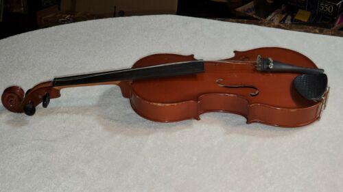 VINTAGE1976 ANTONIO GIOVANNI VIOLIN Copy of Antonius Stradivarius (4/4) Adult Mo