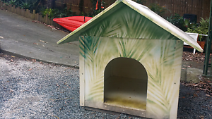 Large Dog kennel Lower Beechmont Ipswich South Preview