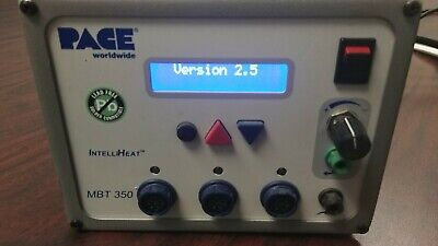 Pace Soldering Station Mbt350 Wdesoldering Iron