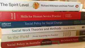 Free social Work text books Cherrybrook Hornsby Area Preview