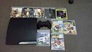 Ps3 + 9 games Swan View Swan Area Preview