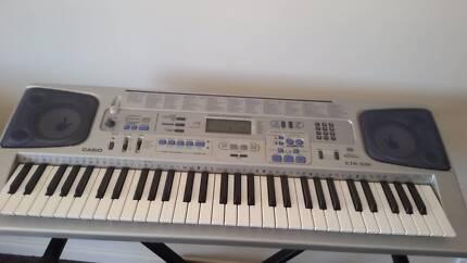 Casio Digital Keyboard CTK-591 Isabella Plains Tuggeranong Preview