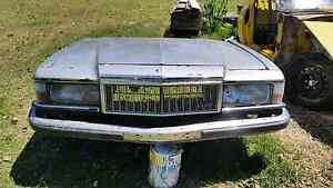 Holden wb statesman  walk off front complete Glamorgan Vale Ipswich City Preview