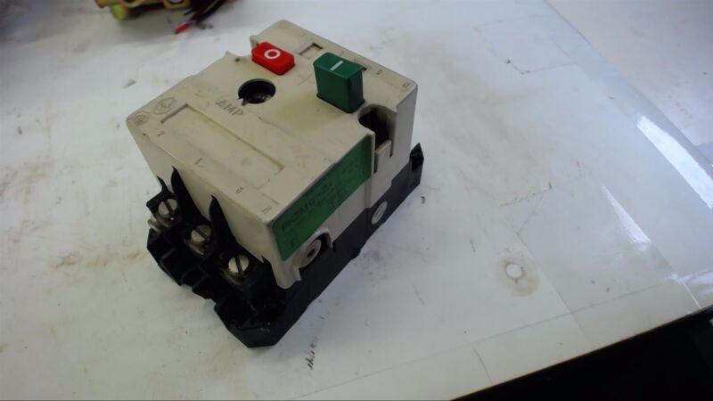 Klockner-Moeller Pkzmo-2.4 1.6-2.4 Amp Starter, Motor Protector