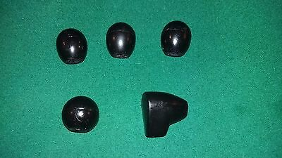 5 Knob Set Case Ih International 574 674 Tractors Pto Lift Draft Shifter