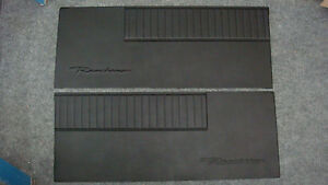 Custom Door Panels 1966-67  Ford Falcon Ranchero