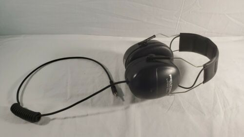 Peltor HTM79A-42 Listen Only Headset 3.5mm Stereo Plug