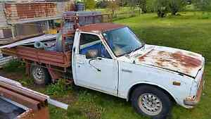 Hilux RD 25 1977 Gunning Upper Lachlan Preview