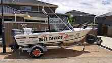 17ft Savage Escort Boat fully customized Craigieburn Hume Area Preview
