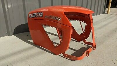 Used Oem Kubota K2871-95410 Bonnet W Label Fits Bx2380 - Athens Ohio 45701