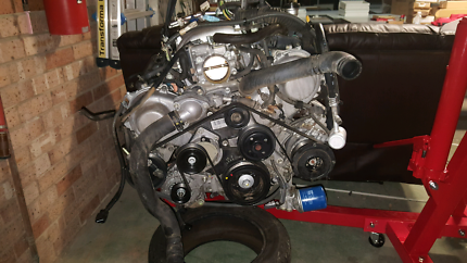 3uz-fe engine