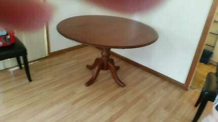 dining table and chairs Hebersham Blacktown Area Preview