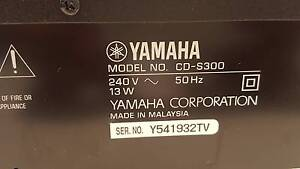 Yamaha CD Player Kallangur Pine Rivers Area Preview
