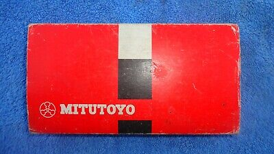 Mitutoyo Digimatic Micrometer Model No 1038 New Unused #13, used for sale  Shipping to South Africa