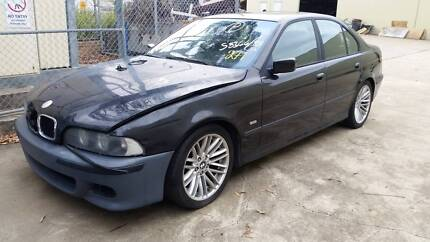 WRECKING BMW E39 530i M Sport Sedan Seven Hills Blacktown Area Preview