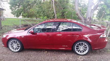 2013 Ford Falcon FG XR6 Sedan Selling For Only $15,850