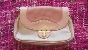 Colette Pink and Cream Crossbody Bag Maryland Newcastle Area Preview