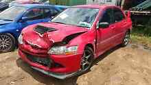 Mitsubishi evo 8 gsr WRECKING WHOLE CAR Turbo awd evolution Berkshire Park Penrith Area Preview
