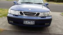 2001 Saab 9-5 Sedan in Excellent condition Doncaster East Manningham Area Preview