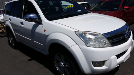 GREAT WALL WAGON X240 4X4 Glenorchy Glenorchy Area Preview