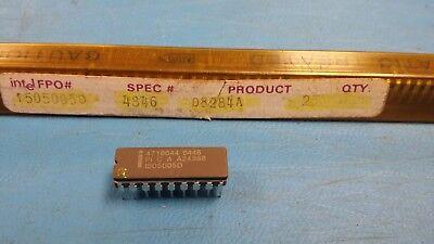 5 Pc D8284a Intel House 4718644 Processor Clock Generator 24mhz Cdip18