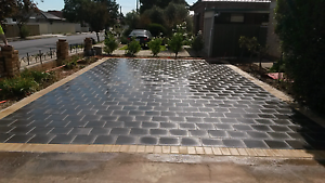 Paving  landscaping & concrete Mawson Lakes Salisbury Area Preview