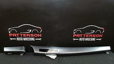 For Mitsubishi Lancer EX 2009-13 Carbon Fiber Eyelid Eyebrows Headlight Molding