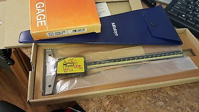 Mitutoyo 571-202-20 Absolute Digimatic Depth Gage