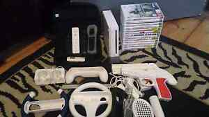 Wii console + accessories Newcastle Newcastle Area Preview