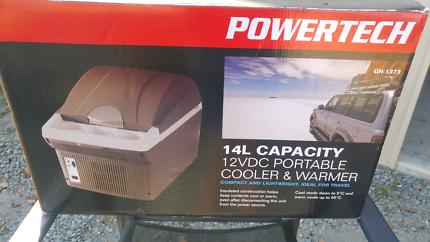 Portable 14l cooler & warmer