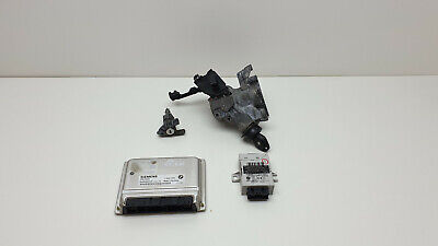 BMW X5 E53 '00-06 3.0i PETROL ENGINE ECU IGNITION BARREL KEY LOCK SET 7528050