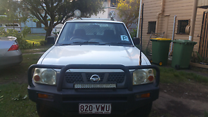 D22 navara turbo diesel dual cab Ipswich Ipswich City Preview