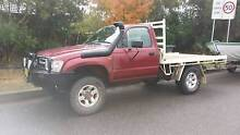 1999 Toyota Hilux Ute Tamworth Tamworth City Preview