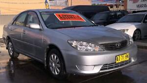 2005 Toyota Camry Altise ! Fully Serviced & Inspected ! CHEAP ! Granville Parramatta Area Preview